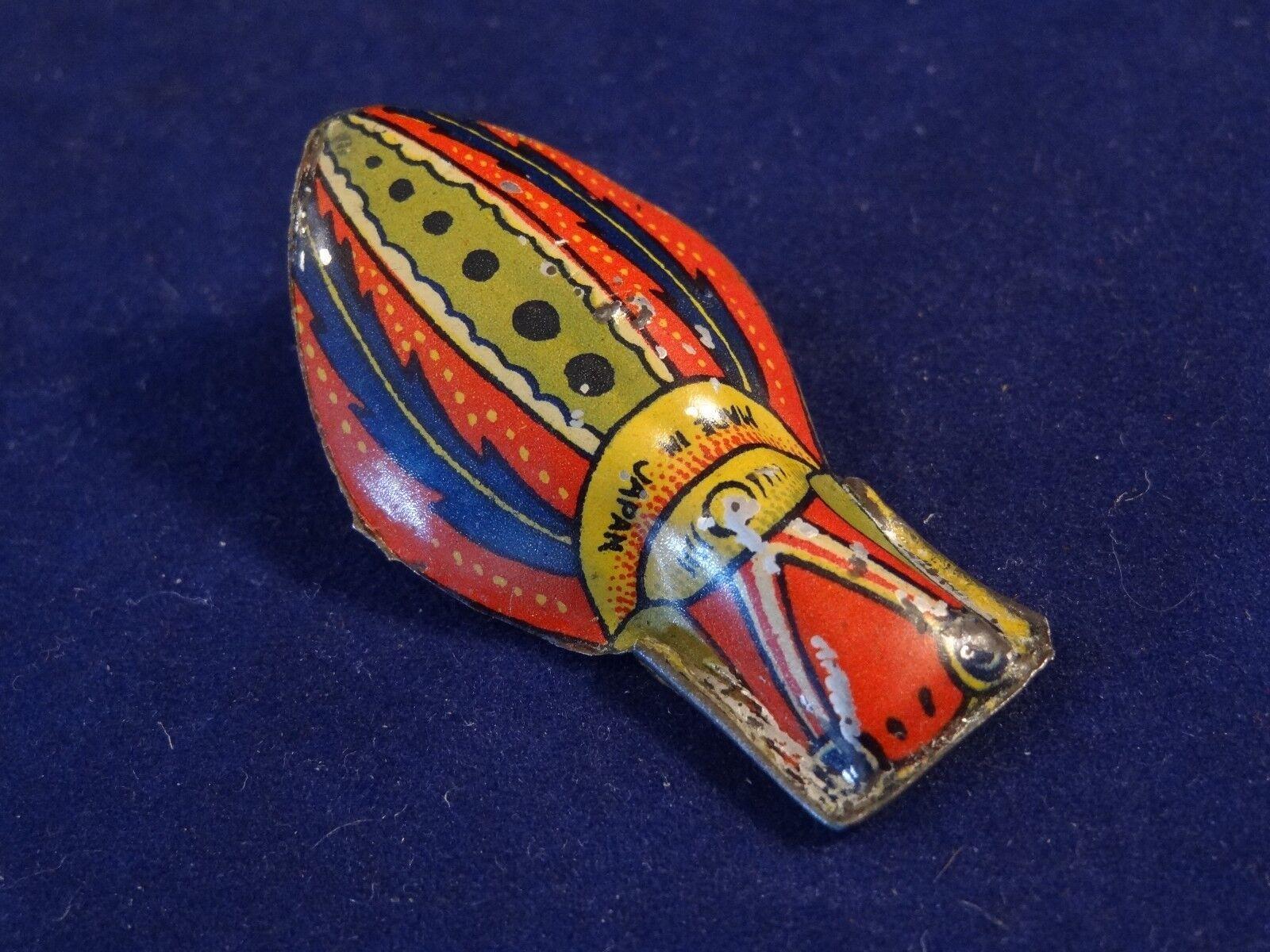 Ancien jouet tôle clic-clac insecte clicker cri-cri  japan  années 20 penny toy