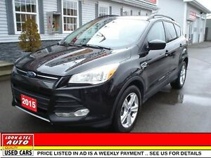 2015 Ford Escape We finance 0 money down &  cash back* SE