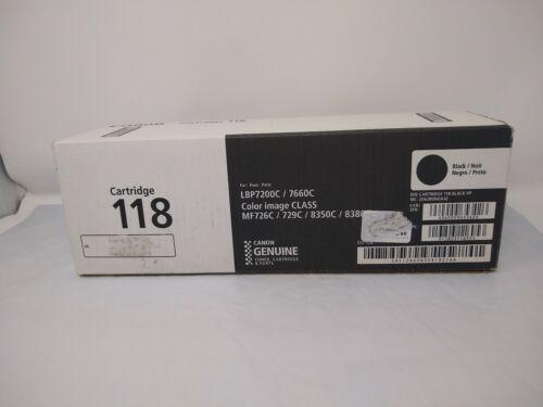 Canon Brand 118 Black Cartridge Value Pack