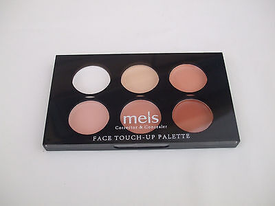 Meis Corrector & Concealer Face Touch Up Palette No 04 Light New