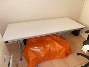 SEBEL Folding Table heavy duty 1.8m x 0.75m Noosaville Noosa Area Preview