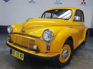 1954 MORRIS MINOR North St Marys Penrith Area Preview