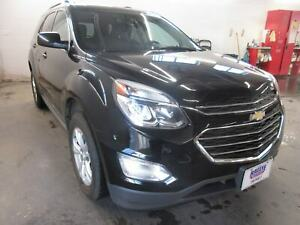 2016 Chevrolet Equinox LT FACTORY REMOTE START! HEATED LEATHER