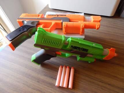 NERF DART TAG GUN