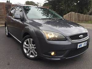 2008 Ford Focus Hatchback  automatic Heidelberg Heights Banyule Area Preview