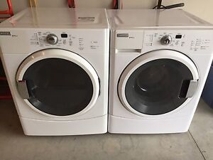 Maytag washer & dryer set Epic Z. SOLD PPU