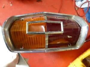EH holden sedan tailight assy, used condition.