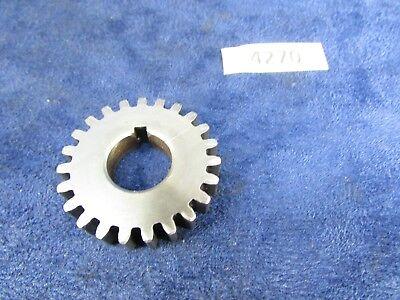 Clausing 5914 Metal Lathe Qc Gear Box 23t Cone Gear 341-089 4270