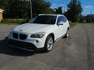 2012 BMW X1 28i PREMIUM !!CERTIFIED!!FINANCING!!WARRANTY!!