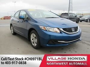 2013 Honda Civic LX | Bluetooth | Low Mileage |
