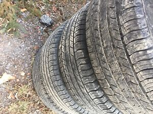 P245/60R18 all season tires