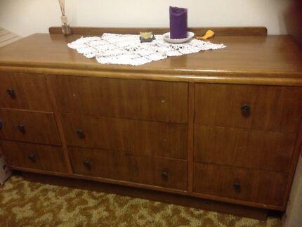 ️️Timber drawers Kotara Newcastle Area Preview