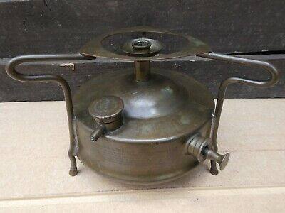 Old Vintage PRIMUS NO 5 Paraffin Camping Stove/ Candle Holder? Kerosene Burner for sale  Shipping to Nigeria