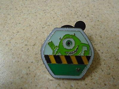 Disney's Mike Wazowski From Toy Story Hidden Mickey Pin Badge