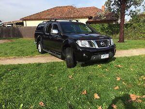 2010 Nissan Navara ST-X D40 4X4 Coburg Moreland Area Preview