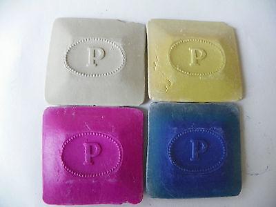 Schneiderkreide in 4 Farben