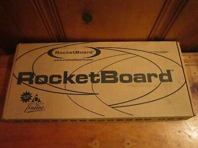 Rocketboard PS/2 Cable Enhanced Performance Keyboard w/ Driver & Guide Disc New ()