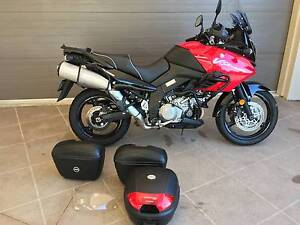 SUZUKI VSTROM 1000  : 2012 : Excellent condition Thornlands Redland Area Preview