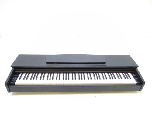 DP-10X Digital Piano by Gear4music, Matte Black-DAMAGED- RRP £379