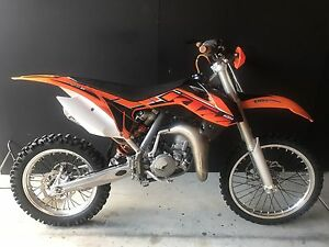KTM 85SX Box Hill South Whitehorse Area Preview