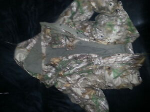 Men's 3 in 1  Insulated Jacket  Realtree Xtra