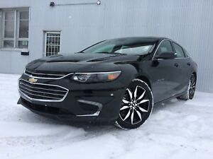 2018 Chevrolet Malibu LT, BACKUP CAM, SUNROOF, LEATHER, NAVIGATI