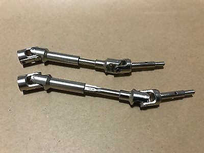 Hardened Steel Driveshafts CVD Kit For Traxxas Rustler VXL 2WD XL5