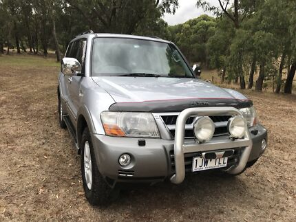 Mitsubishi Pajero Exceed 2005 Macclesfield Yarra Ranges Preview