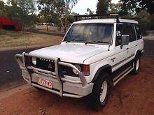 Mitsubishi Pajero in Alice Springs - URGENT Alice Springs Alice Springs Area Preview