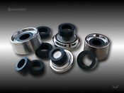 1 pair of NEW PINCH ROLLER ASSEMBLY for Pioneer RT-909 901 price to 11.11