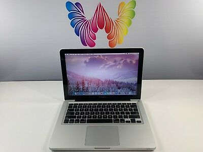 Apple MacBook Pro 13 Pre-Retina i5 TURBO ~ 8GB RAM 1TB SSD HYB ~ 2 YEAR Undertaking