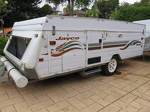 2000 Jayco Swan Viewbank Banyule Area Preview