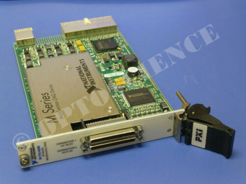National Instruments PXI-6289 NI DAQ Card, 18-bit Analog Input, Multifunction
