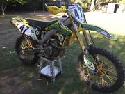 Rmz 450 fuel injected Kilmore Mitchell Area Preview