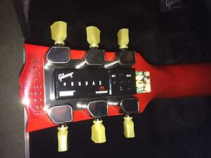 Gibson LPM with auto tuner/ hard case