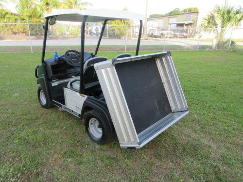 2015 Club Car Carryall 300 Gas Engine Dump Body Sun Roof Golf Cart Brush Guard