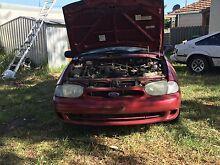 Ford Festiva wrecking Glenroy Moreland Area Preview