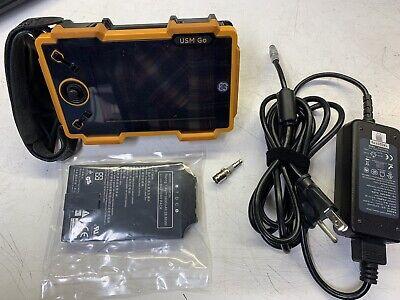 Ge Inspection Technologies Usm Go Ultrasonic Flaw Detector Ndt