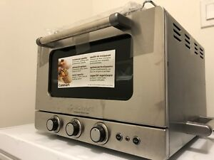 Cuisinart Convection Brick Oven.