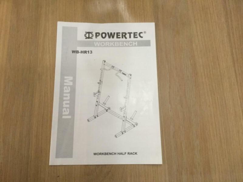 ea85048f3a0 powertec workbench levergym Array - powertec workbench half rack wb hr13  gym u0026 fitness gumtree rh gumtree ...