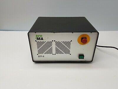 Isel Proma Epp-4 Epp Controller 4-achs Schrittmotor Controller 148005-2000