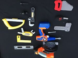 Toddler Toy Tools