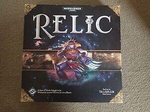RELIC board game Balmain Leichhardt Area Preview