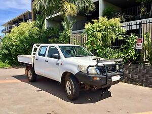 2012 Toyota Hilux Rosebery Palmerston Area Preview