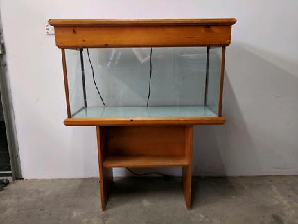 Fish/turtle setup tank aquarium 3 foot