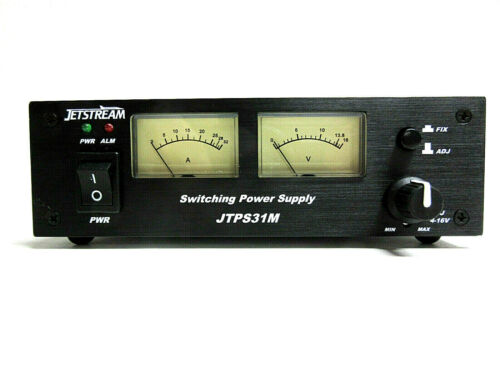 JETSTREAM 30 AMP MAX 25 AMP CONTINOUS SWITCHING PWR SUPPLY  JTPS31MB2