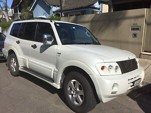 2006 Mitsubishi Pajero Wagon Manly Manly Area Preview
