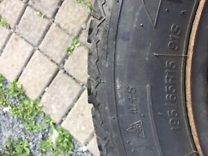 Firestone winter force tires
