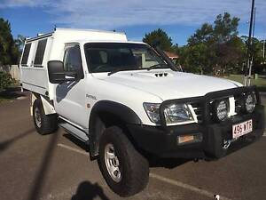 2006 Nissan Patrol Coil Cab Ute Sippy Downs Maroochydore Area Preview