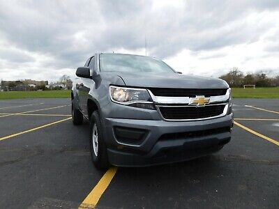 2019 Chevrolet Colorado EXT 2019 CHEVROLET COLORADO 2WD 4C EXT CAB 2.5L